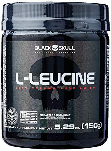 L-Leucine - 150G Abacaxi - Black Skull, Black Skull